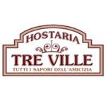 Logo Hostaria Tre Ville. Progetto Gruppo LEN