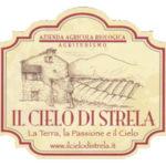 """Logo """"Il cielo di Strela"""". Progetto Gruppo LEN"""