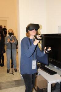 ImmersiO - realtà virtuale