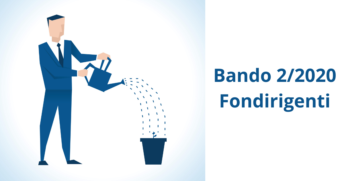 avviso 2-2020 Fondirigenti